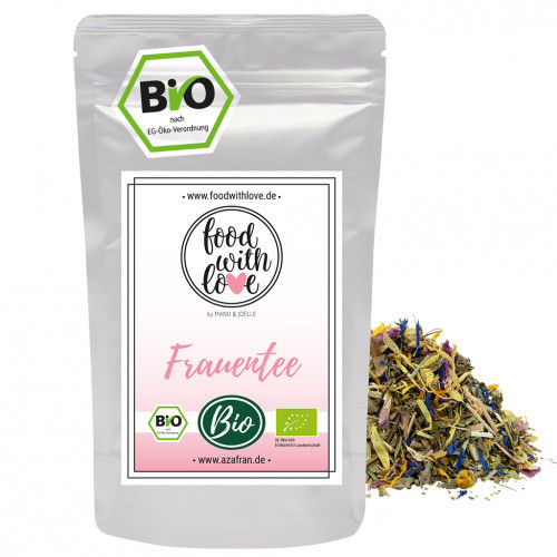BIO-Frauentee (250g) by «food with love»
