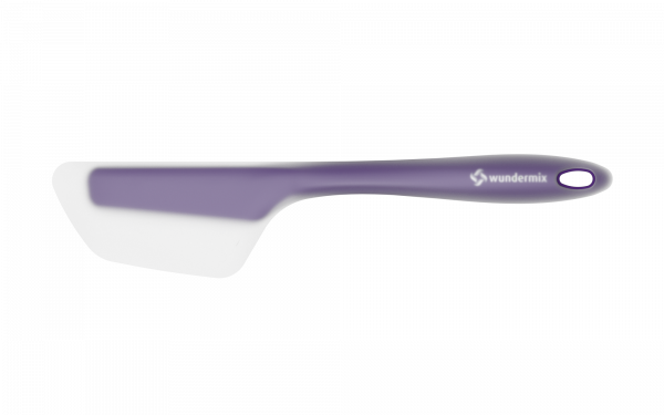 FlexiSpatel® | Flexibler Spatel für Thermomix - 28,5 cm - lila