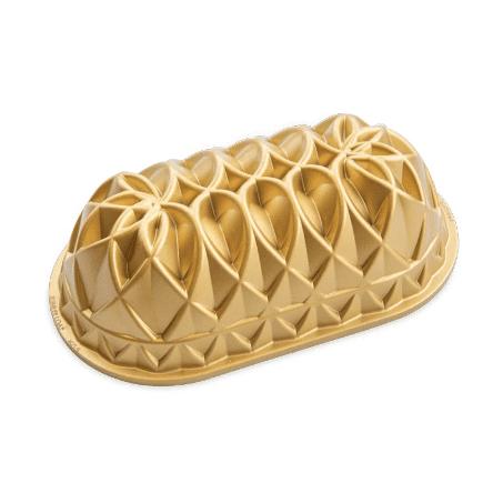 Brotbackform «Jubilee Loaf Pan» Gold   Nordic Ware