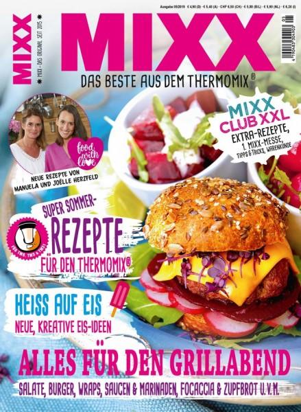 Zeitschrift MIXX - Ausgabe 05/2019 (Juli/August)