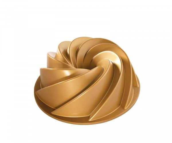 Gugelhupfform «Heritage Bundt Pan» Gold | Nordic Ware