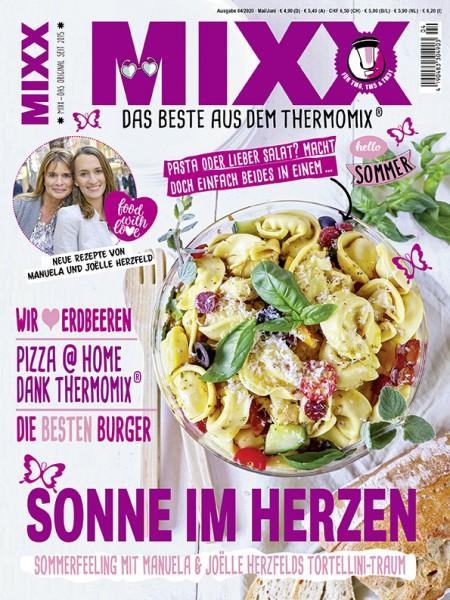Zeitschrift MIXX - Ausgabe 04/2020 (Mai/Juni)