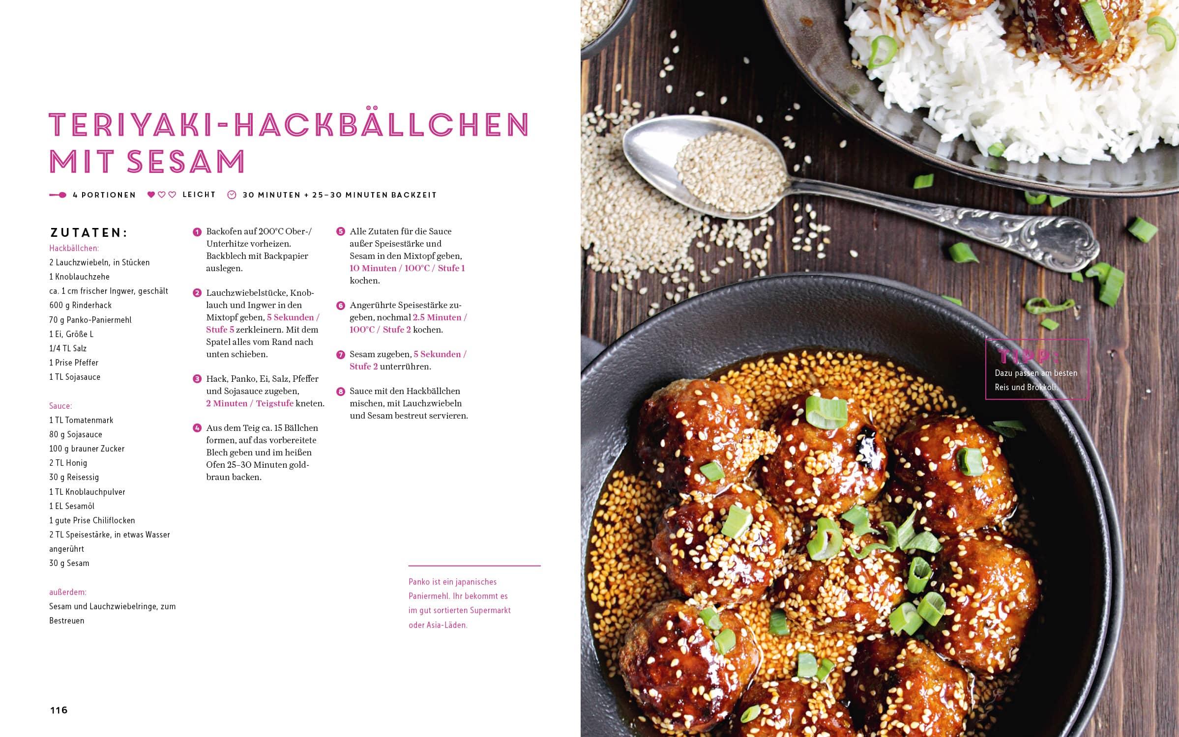 Sommerküche Thermomix : Soulfood with love: rezepte zum glücklichsein mit dem thermomix