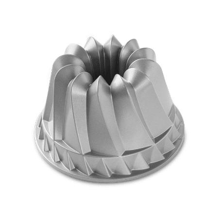 Gugelhupfform «Kugelhopf Bundt» Silber   Nordic Ware